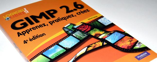 Livre Starter Kit Gimp 2.6