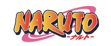 Logo manga Naruto