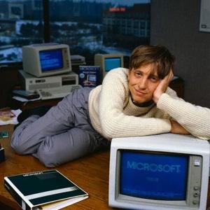 Bill Gates - Microsoft