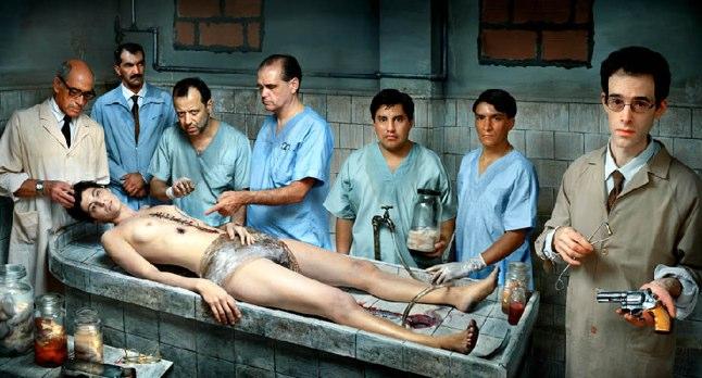 Marcos Lopez - Autopsy, Rencontres photographiques d'Arles 2010