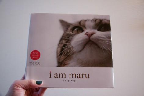 I am Maru, le livre
