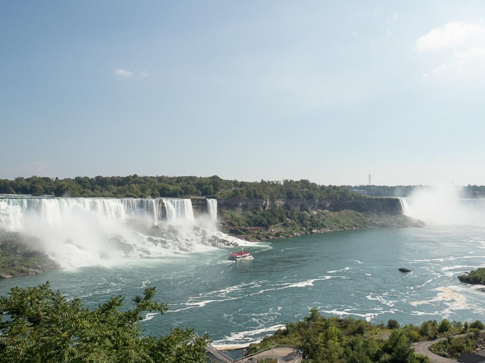 Niagara Falls, septembre 2016